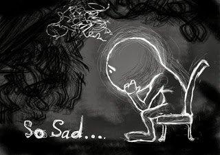Đẫm nước mắt với những câu nói về góc trái tim buồn