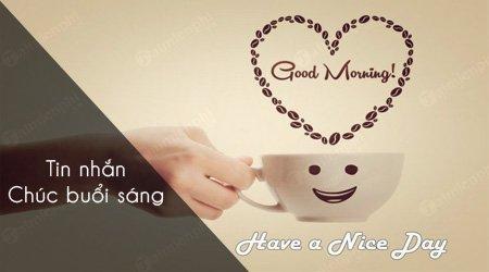 Những tin nhắn chúc buổi sáng cho người yêu ngọt ngào
