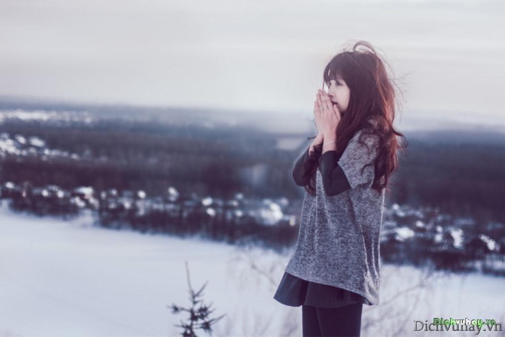 Tổng hợp những câu nói hay về mùa đông lạnh chạm đáy lòng người