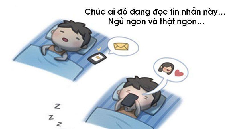 20 Hình ảnh chúc Ngủ Ngon Hài Hước, Bá Đạo Nhất | Chúc ngủ ngon ...