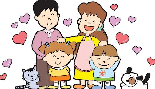 """Từ vựng tiếng Hàn """"quen mặt"""" - chủ đề gia đình"""