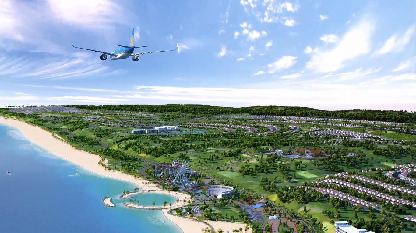 Dự án biệt thự nghỉ dưỡng NovaWorld Phan Thiết – Tập đoàn Novaland – Dự án  BĐS