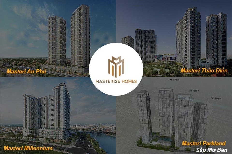 Masteri Lumiere riverside - Dự án căn hộ q2 do Masterise homes phát triển