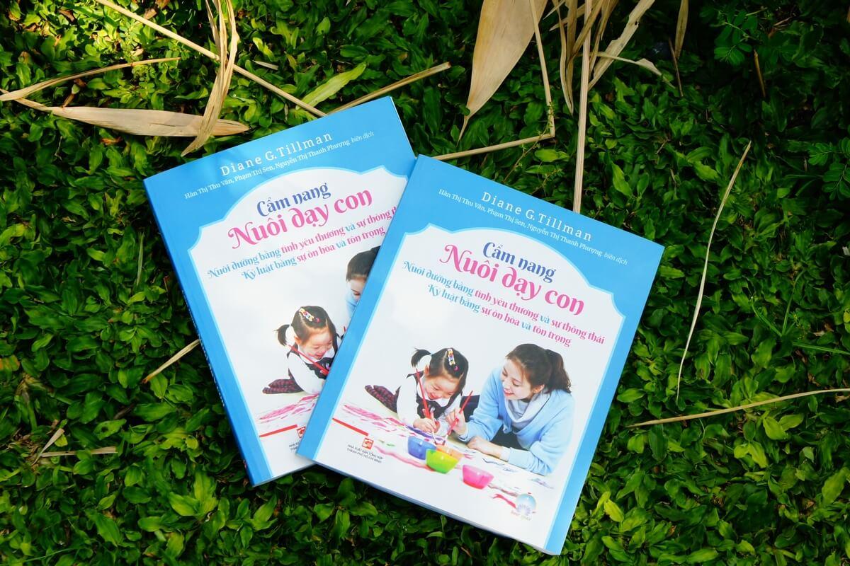 Sách Cẩm Nang Nuôi Dạy Con - Trung Tâm Inner Space