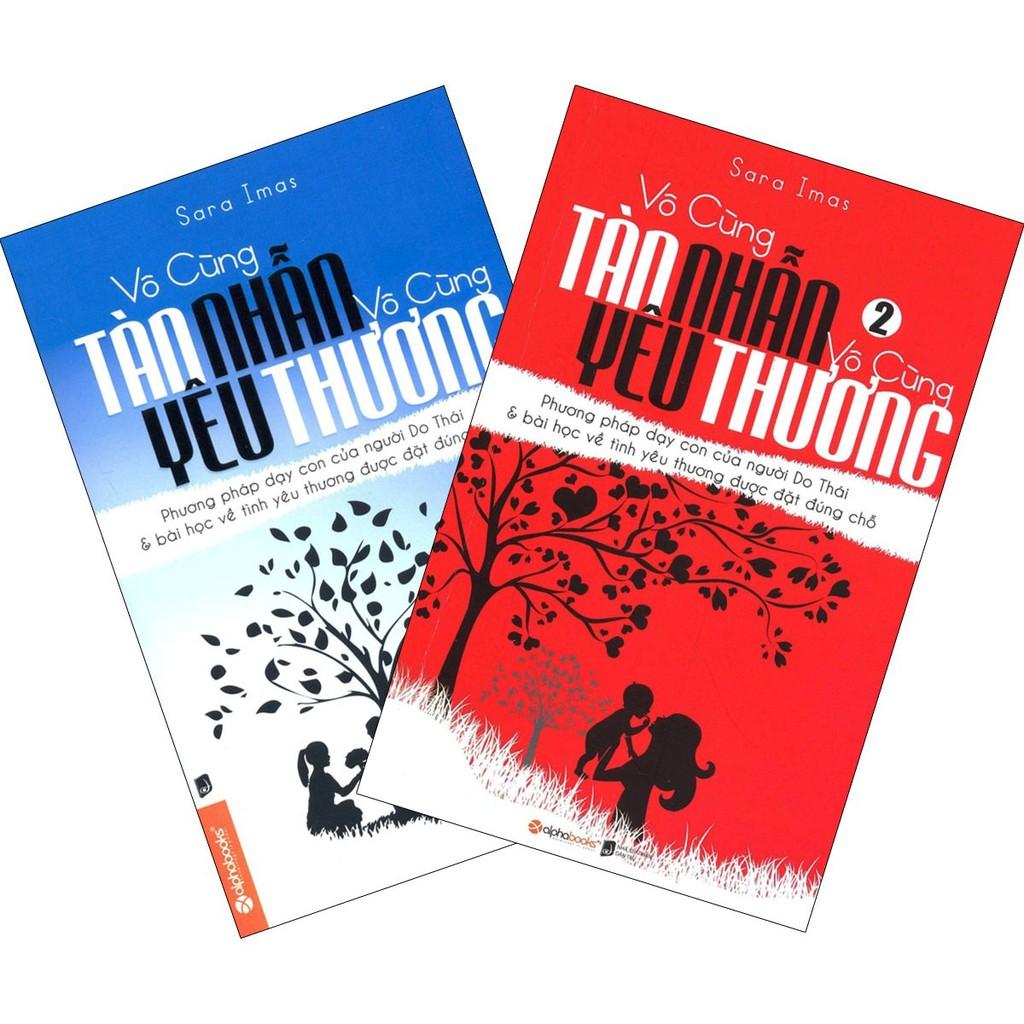 Sách - Combo 2 cuốn Vô cùng tàn nhẫn vô cùng yêu thương ( tập 1 và 2) |  Shopee Việt Nam