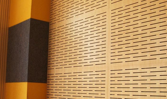 Gỗ tiêu âm cao cấp - Báo giá gỗ tiêu âm tốt nhất