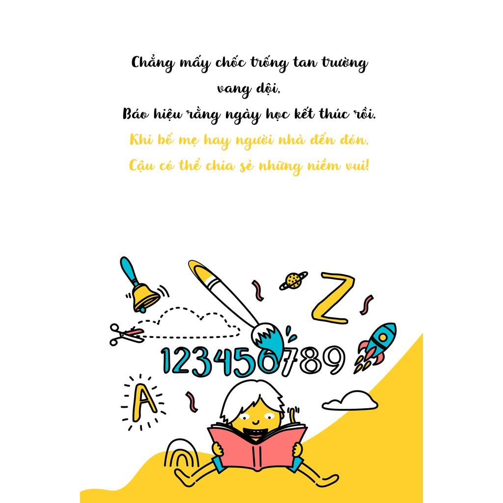 Sách Tìm lối đi riêng - Ngày đầu tiên đi học một khởi đầu hạnh phúc tại Hà  Nội