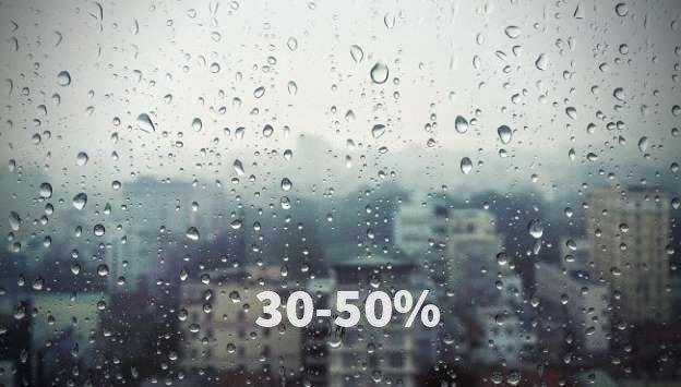Độ ẩm không khí lý tưởng là bao nhiêu?