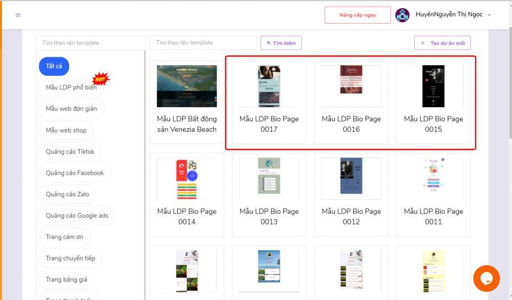 Tự kéo thả Landing Page dễ dàng ngay mà không cần kiến thức lập trình