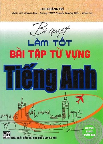 sách tiếng Anh luyện thi THPT
