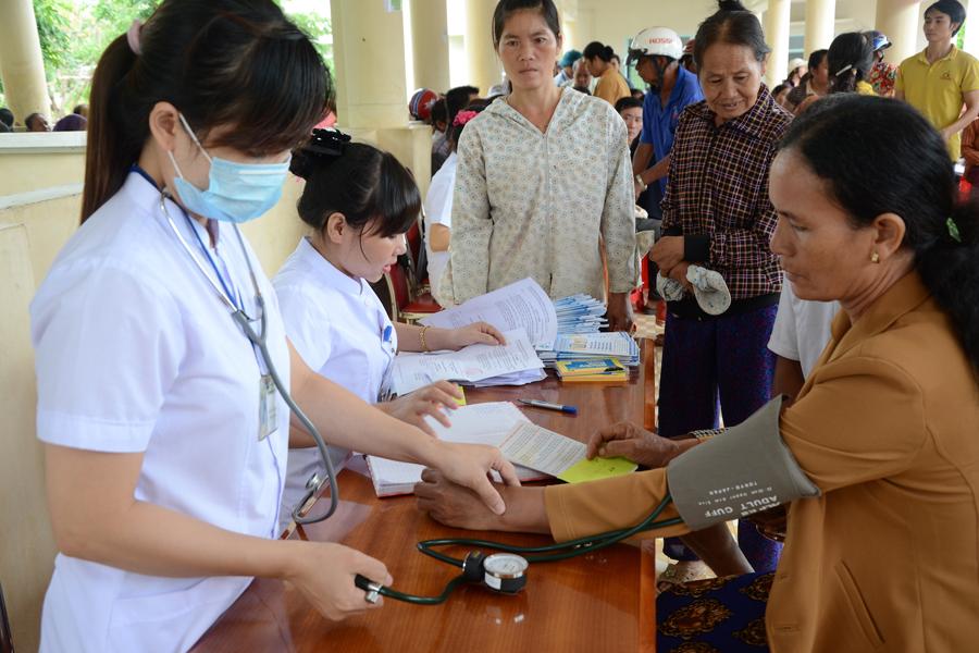 Nâng cao chất lượng chăm sóc sức khỏe nhân dân - Báo Gia Lai điện tử - Tin  nhanh - Chính xác